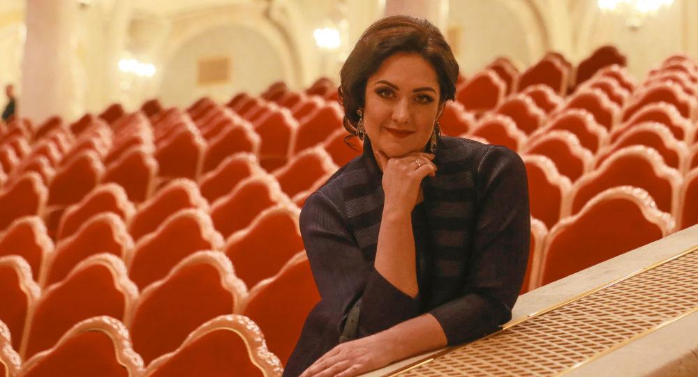 Осетинская оперная дива выступит с легендарным Пласидо Доминго