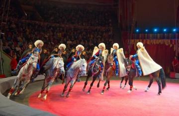 Мастерство конной труппы джигитов «Алания» высоко оценили на международном конкурсе в Будапеште