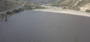 Мертвое озеро Унала