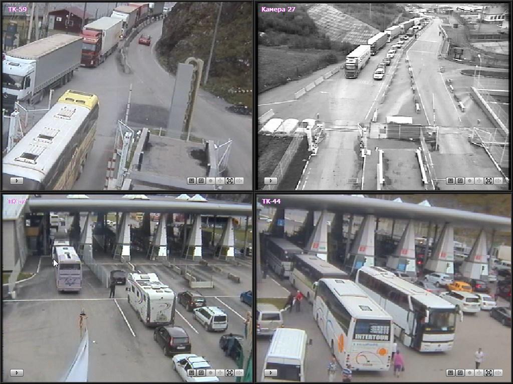 10 часов ожидания: на КПП «Верхний Ларс» продолжается транспортный коллапс
