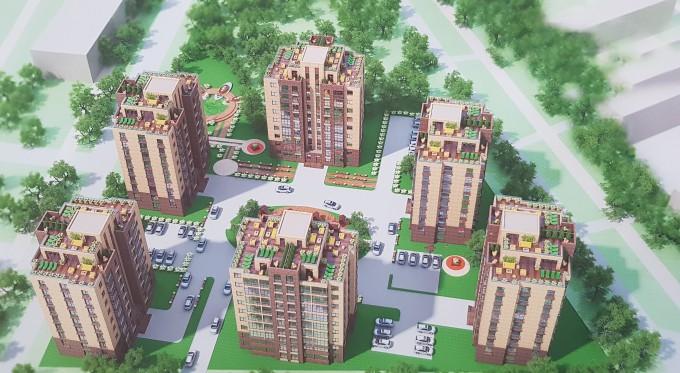 Жилой комплекс «Пушкинский парк» появится воВладикавказе
