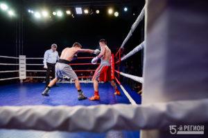 Во Владикавказе прошел Международный турнир по профессиональному боксу (начало)