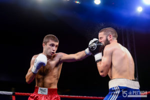 Во Владикавказе прошел Международный турнир по профессиональному боксу (продолжение)