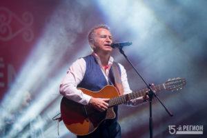 Праздничный концерт ко Дню Республики и города Владикавказ