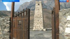 """В Северной Осетии представили проект """"Родовые башни"""""""