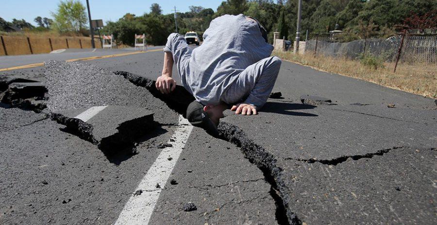 Эпицентр землетрясения, произошедшего в Северной Осетии, находился в Ингушетии