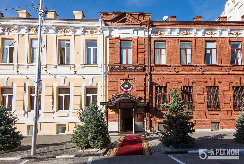 Во Владикавказе открылся музей истории МВД республики