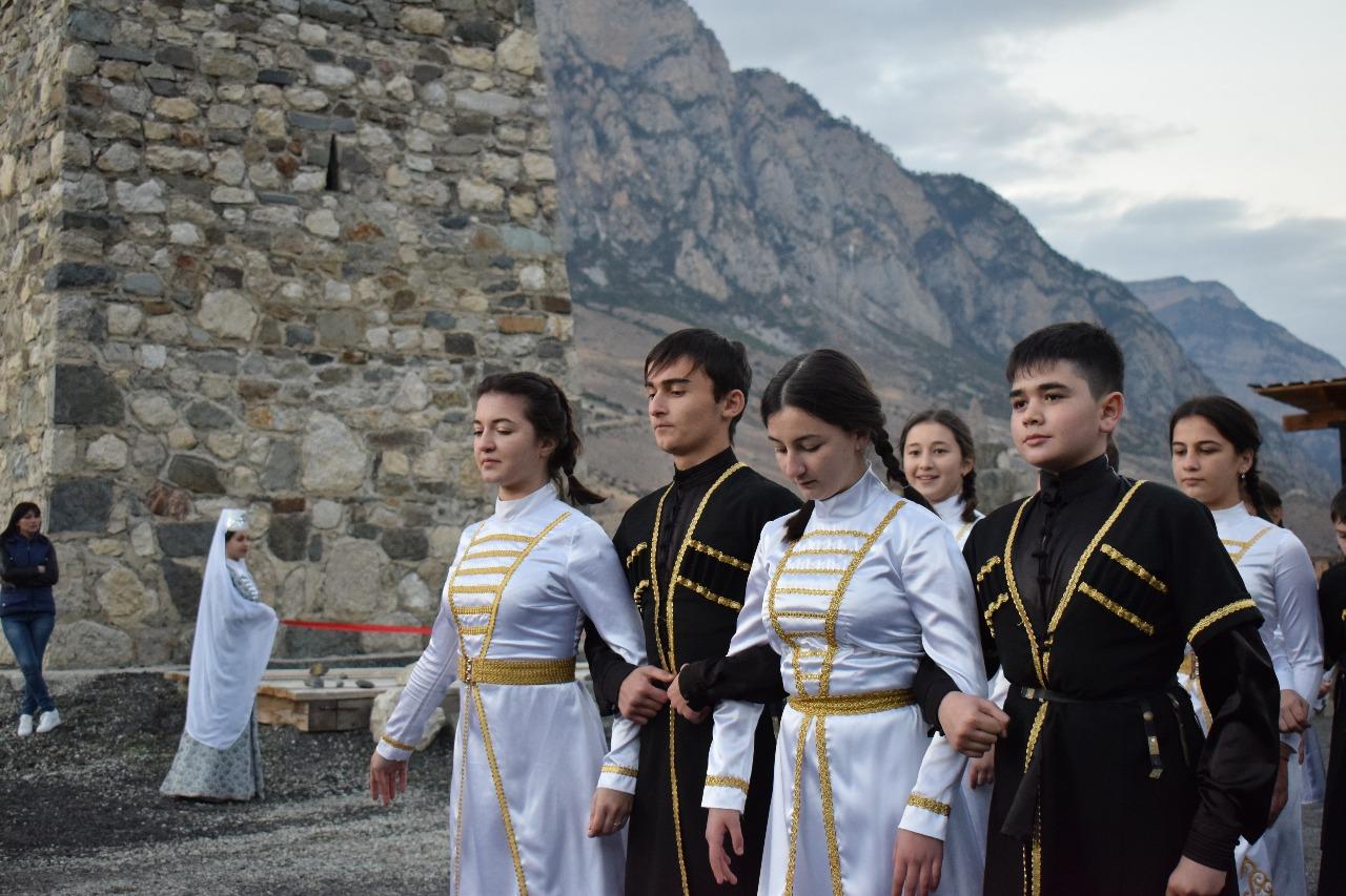 осетинское свадебное пожелание россии