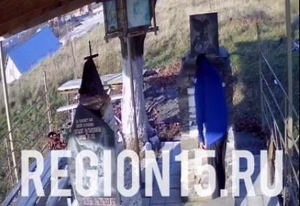 Житель Северной Осетии украл деньги из двух святилищ на Осетинской слободке