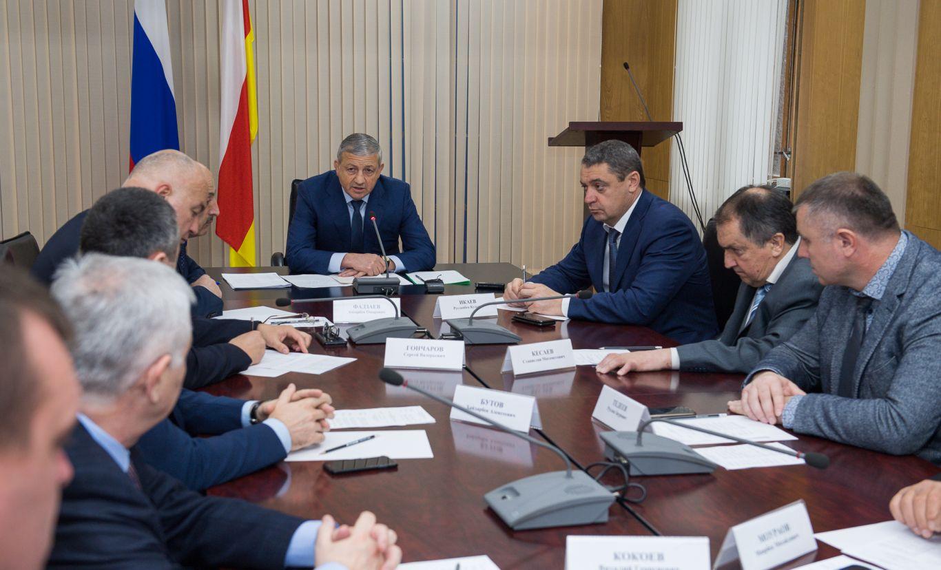 В Пятигорске прошли переговоры с руководством УГМК