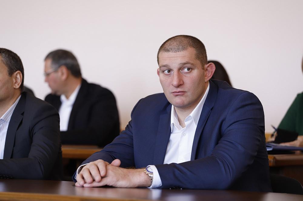 Хасан Бароев назначен заместителем главы АМС г. Владикавказа