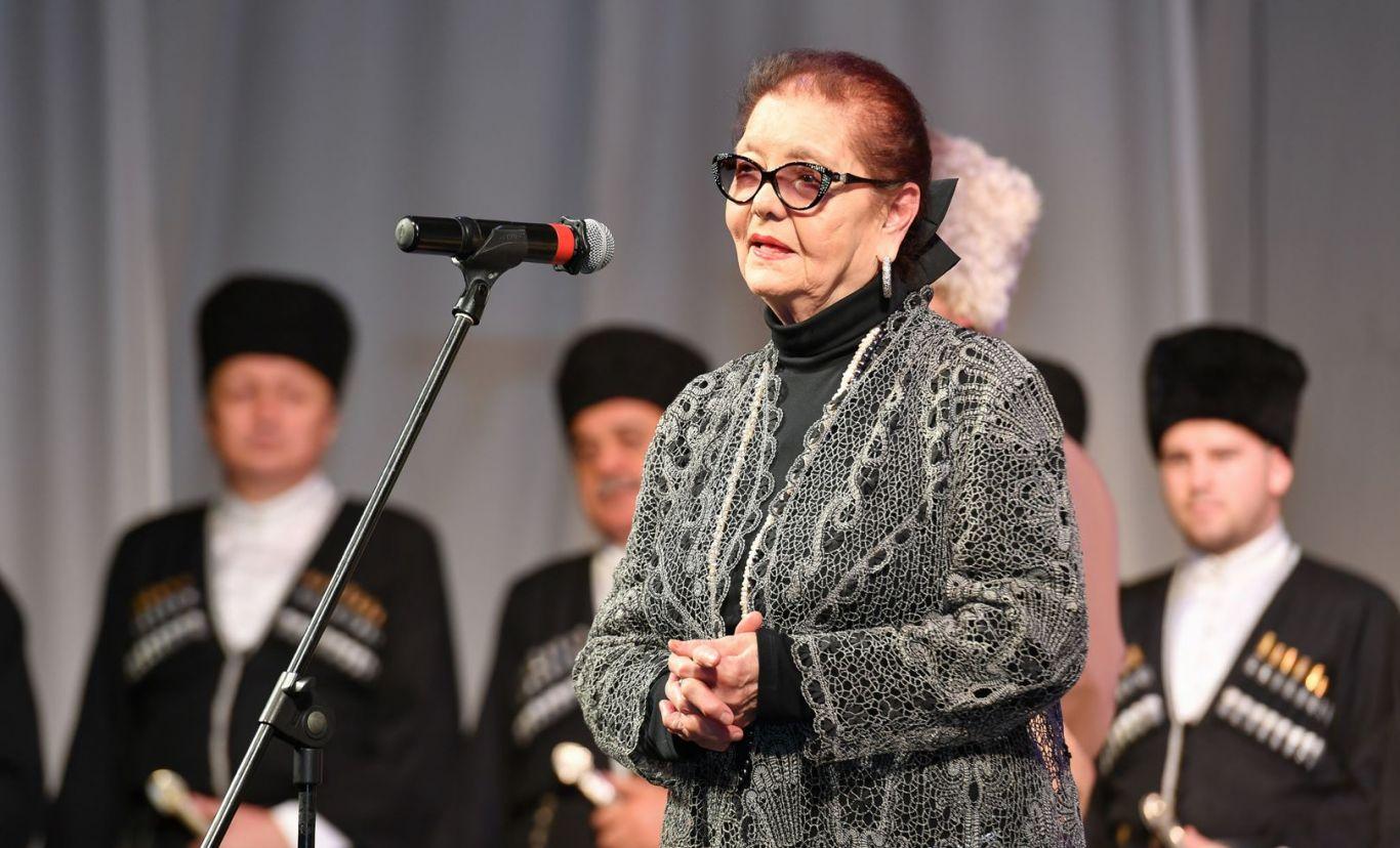 Исполнительнице главной роли в фильме «Фатима» присвоено звание Народной артистки Северной Осетии