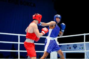 Чемпионат Европы по боксу среди юниоров и юниорок 2019