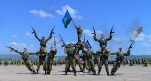 Тридцать призывников из Северной Осетии отправятся на службу в ВДВ