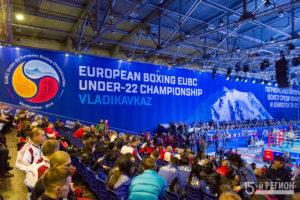 Во Владикавказе стартовало первенство Европы по боксу