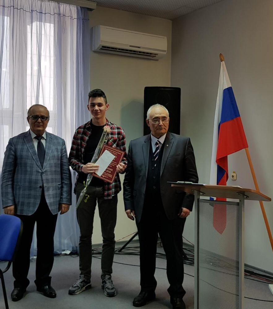 Во Владикавказе определены победители конкурса «Выпускник года»