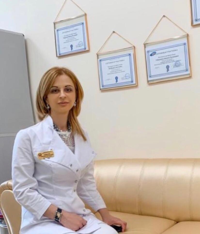 В Москве акушер-гинеколог Милена Габараева проводит бесплатные операции для женщин из Осетии