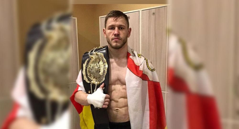 Осетинский боец MMA стал чемпионом мира