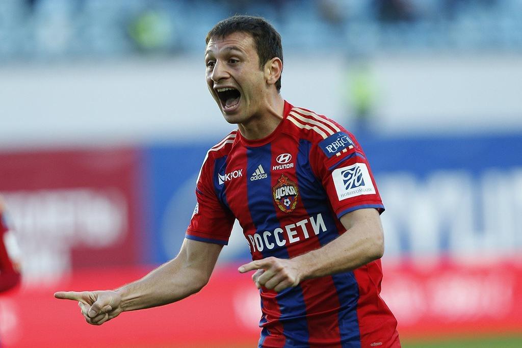Алан Дзагоев продлил контракт с ЦСКА