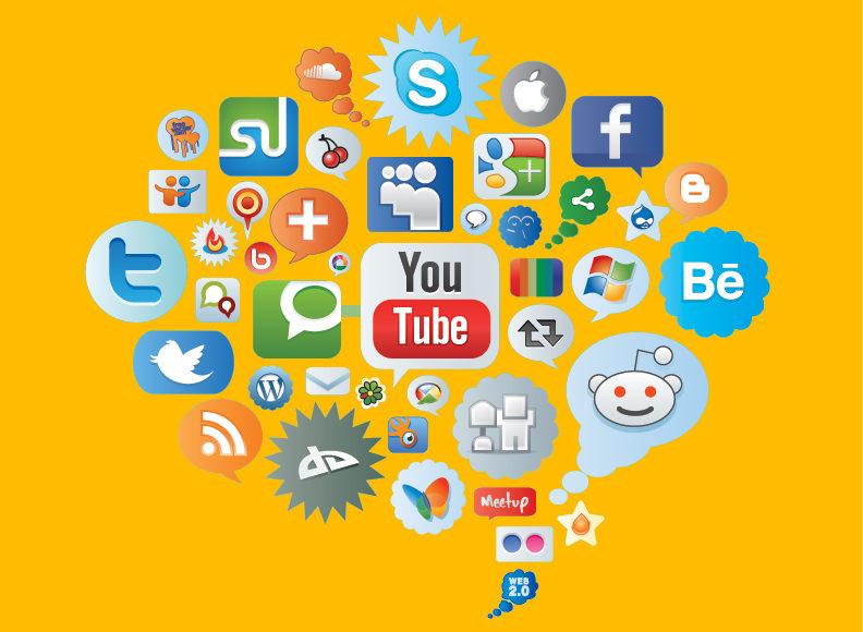 Произошел массовый сбой в работе социальных сетей