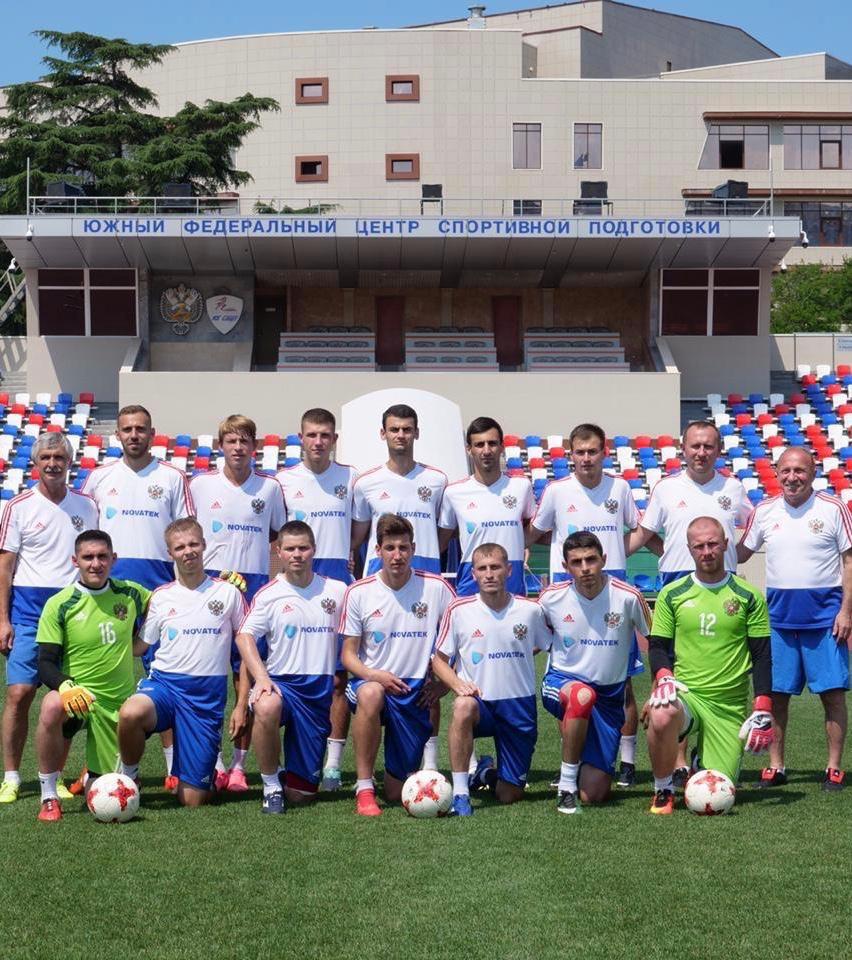 Футболисты из Северной Осетии принесли сборной России крупную победу на чемпионате мира