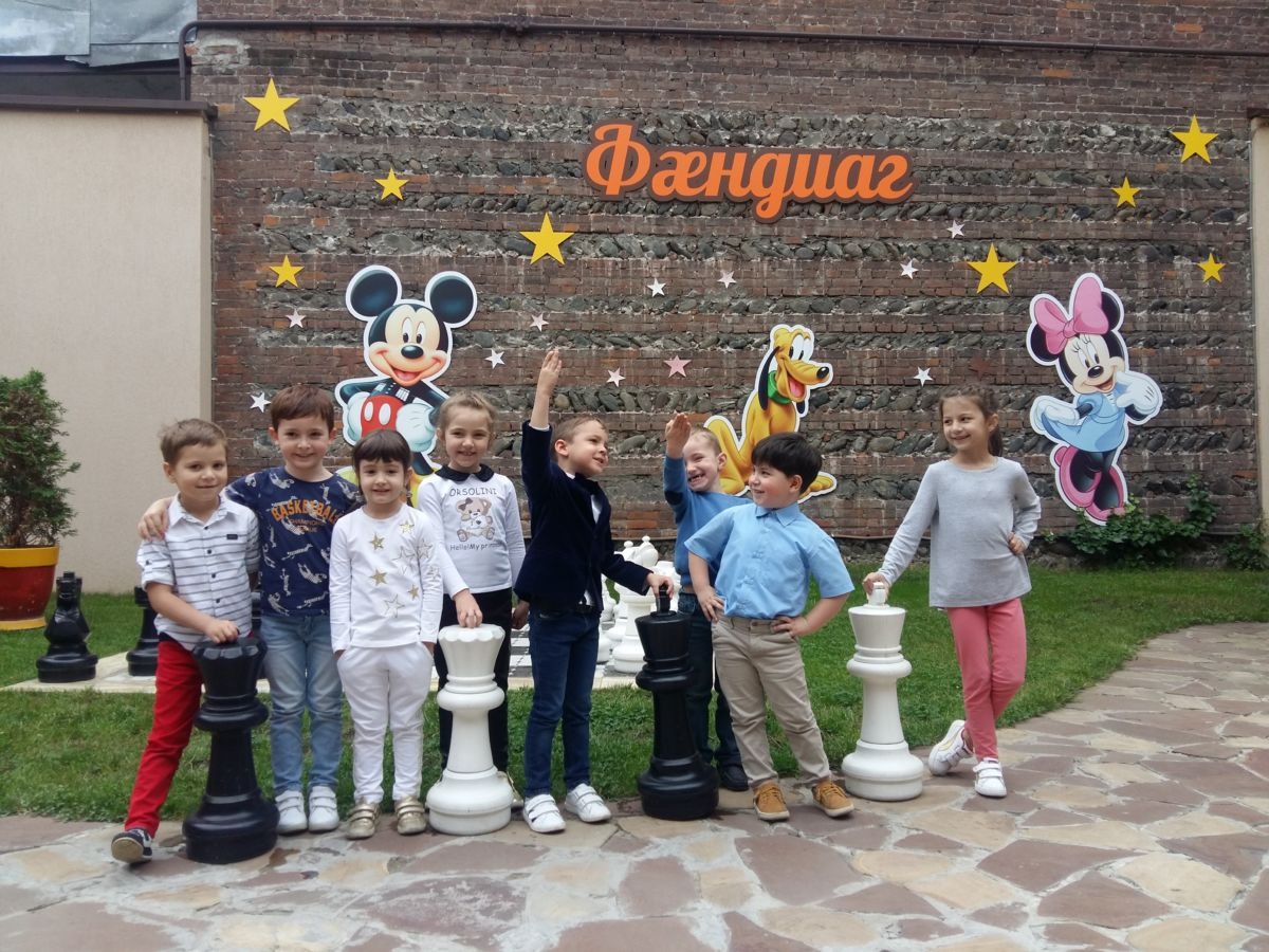 Во Владикавказе успешно функционирует детская развивающая школа «Фæндиаг»