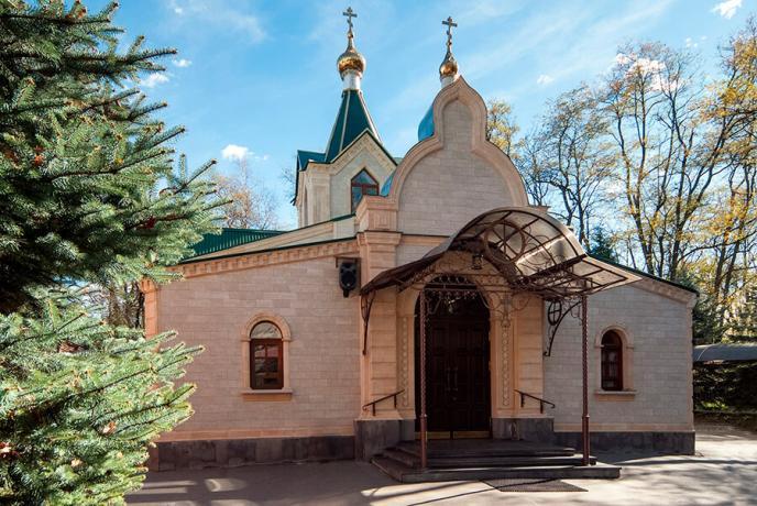 Один из старейших храмов Владикавказа празднует юбилей