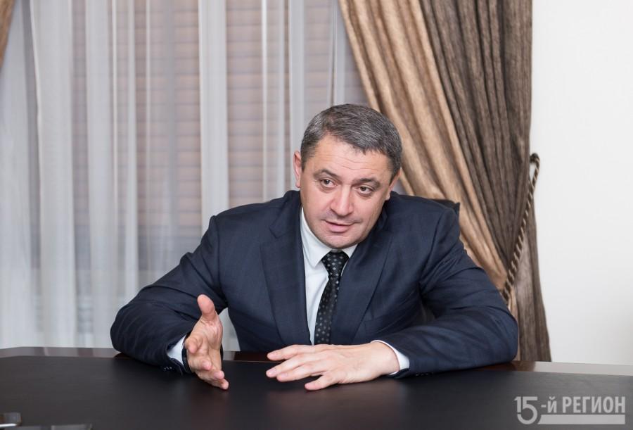 Русланбек Икаев стал спикером Гордумы Владикавказа