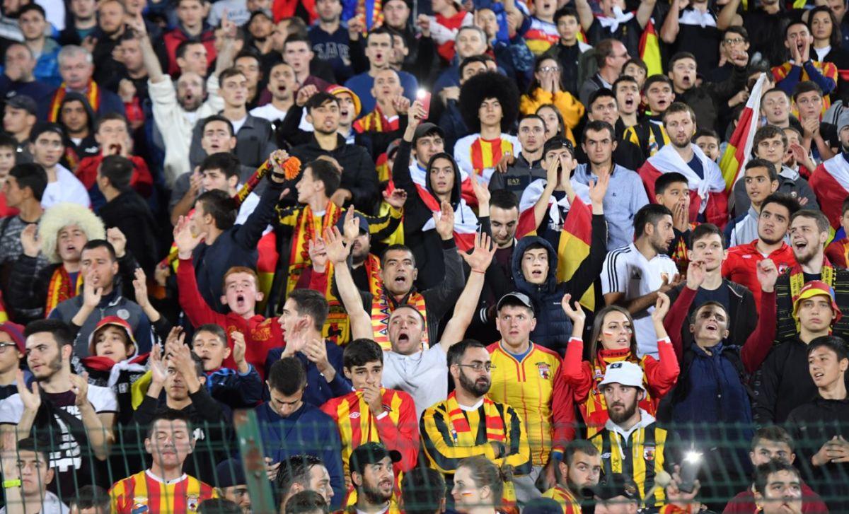 Матч «Алания» – ЦСКА посетили 18 тысяч болельщиков