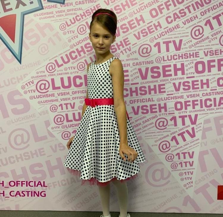 Лада Шаталова стала участницей шоу «Лучше всех»