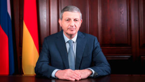 Вячеслав Битаров ответил на вопросы представителей районных СМИ Северной Осетии