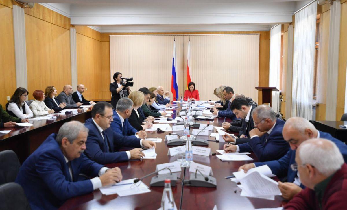 В Северной Осетии десятки социально ориентированных НКО получают государственную поддержку