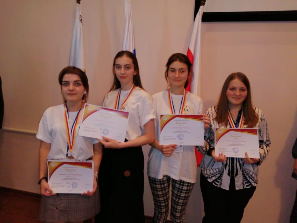 Во Владикавказе выбрали лучшего волонтера