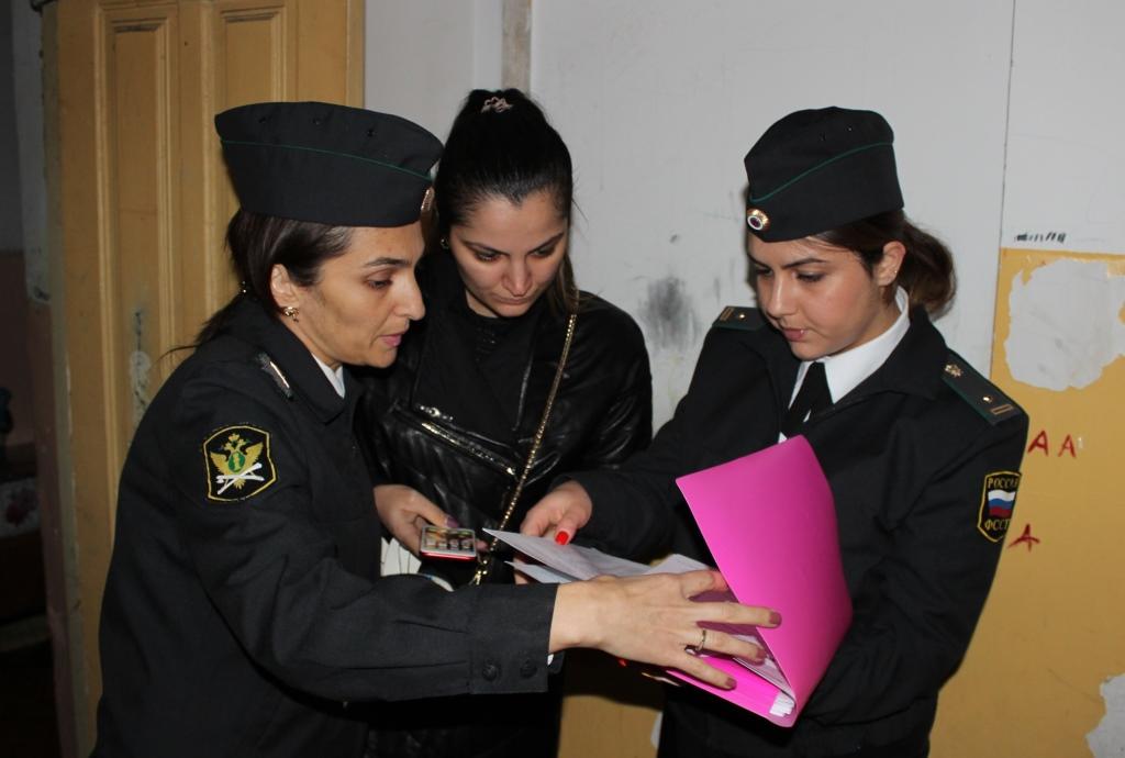 АО «Севкавказэнерго» совместно с судебными приставами повышают платежную дисциплину потребителей