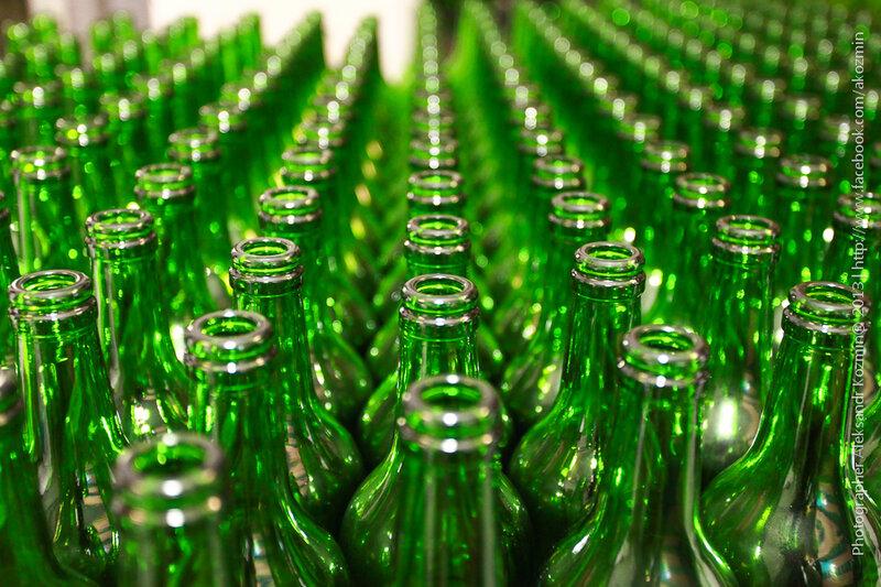 Во Владикавказе начало деятельность предприятие по производству стеклотары