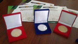 10 золотых медалей привезли осетинские сельхозпроизводители с «Золотой осени – 2019»