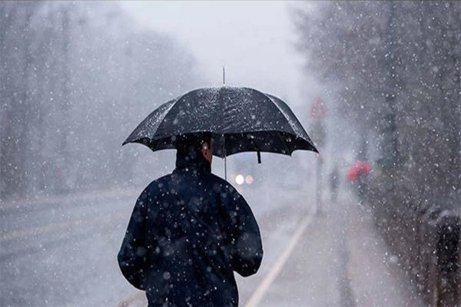 В Северной Осетии ожидается мокрый снег