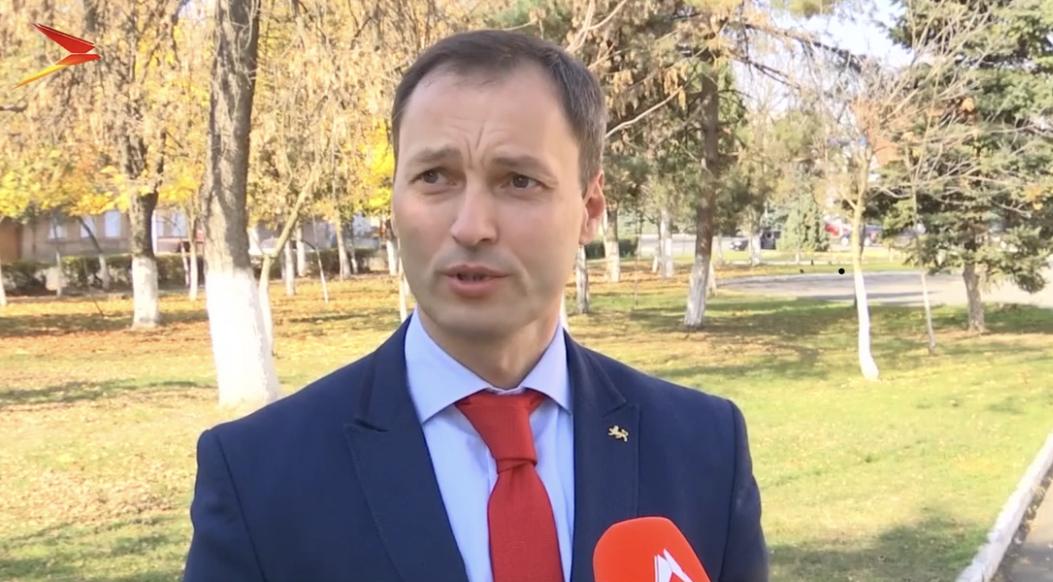 Главой Беслана единогласно избран Вадим Татаров