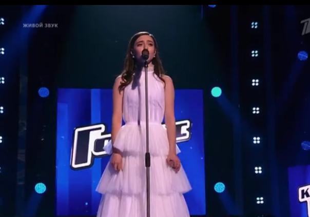 Алана Чочиева победила в очередном этапе вокального шоу «Голос -8»