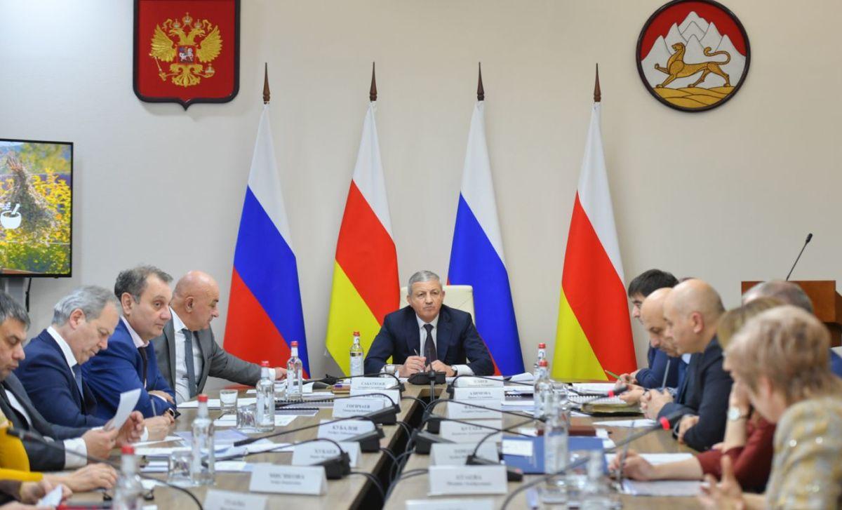 В Северной Осетии планируют реализовать проект по выращиванию и производству лекарственных трав