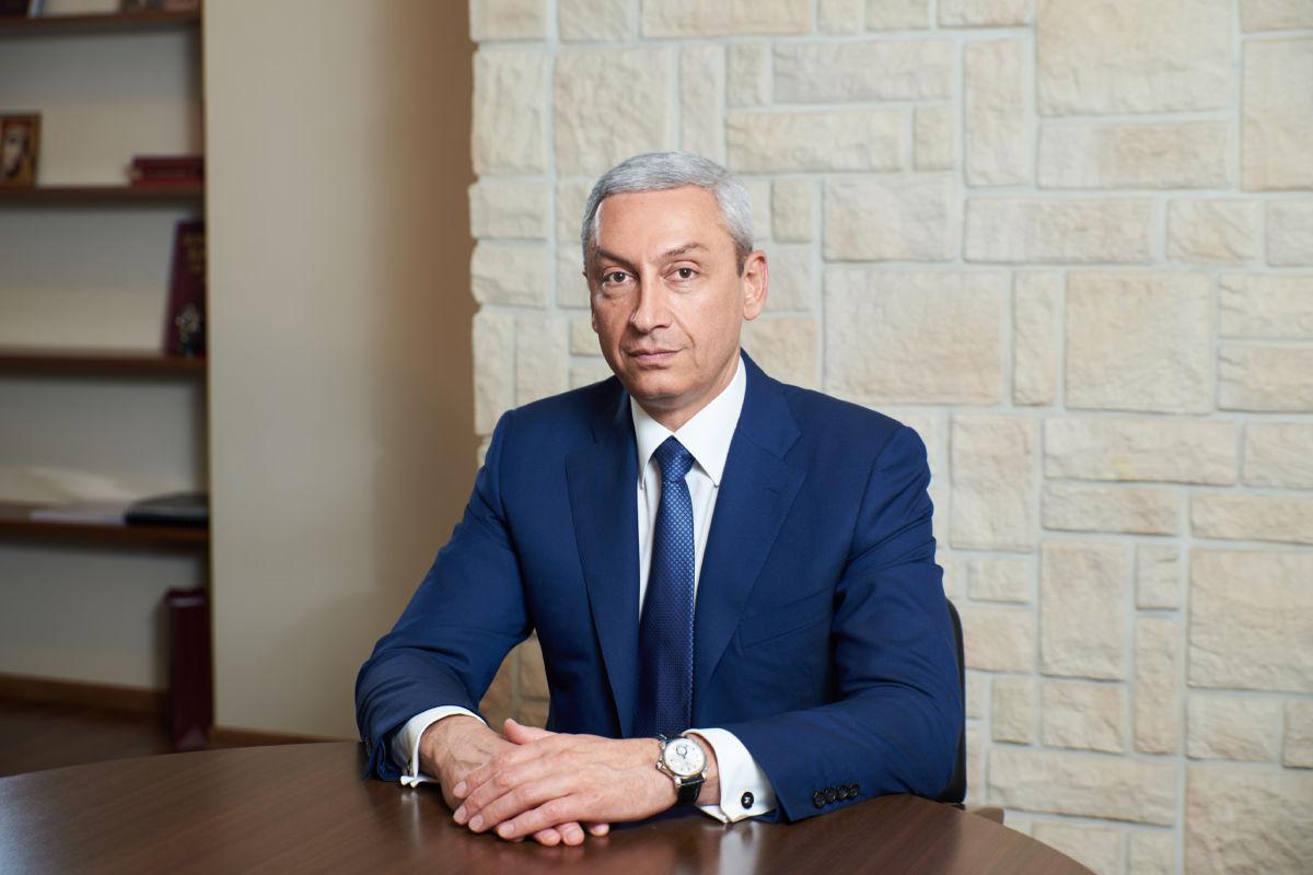 Поздравление Полпреда Бориса Джанаева с Новым годом