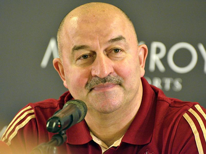 Станислав Черчесов прокомментировал итоги жеребьевки на Евро-2020