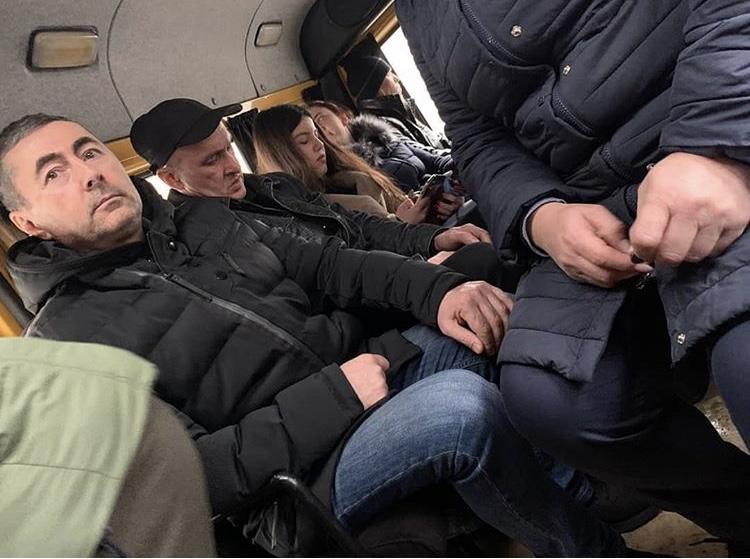 Хайдарбек Бутов оценил работу общественного транспорта, съездив на маршрутке до Владикавказа