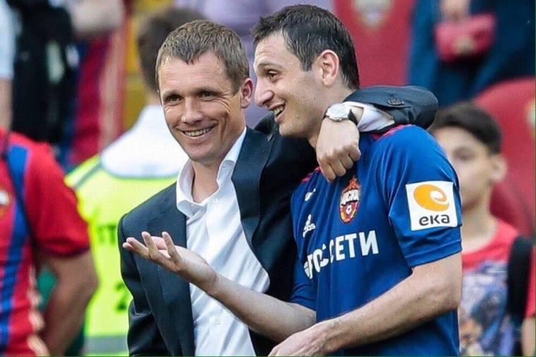 Мы все поддерживаем Дзагоева, надеемся увидеть прежнего Дзагу – главный тренер ЦСКА