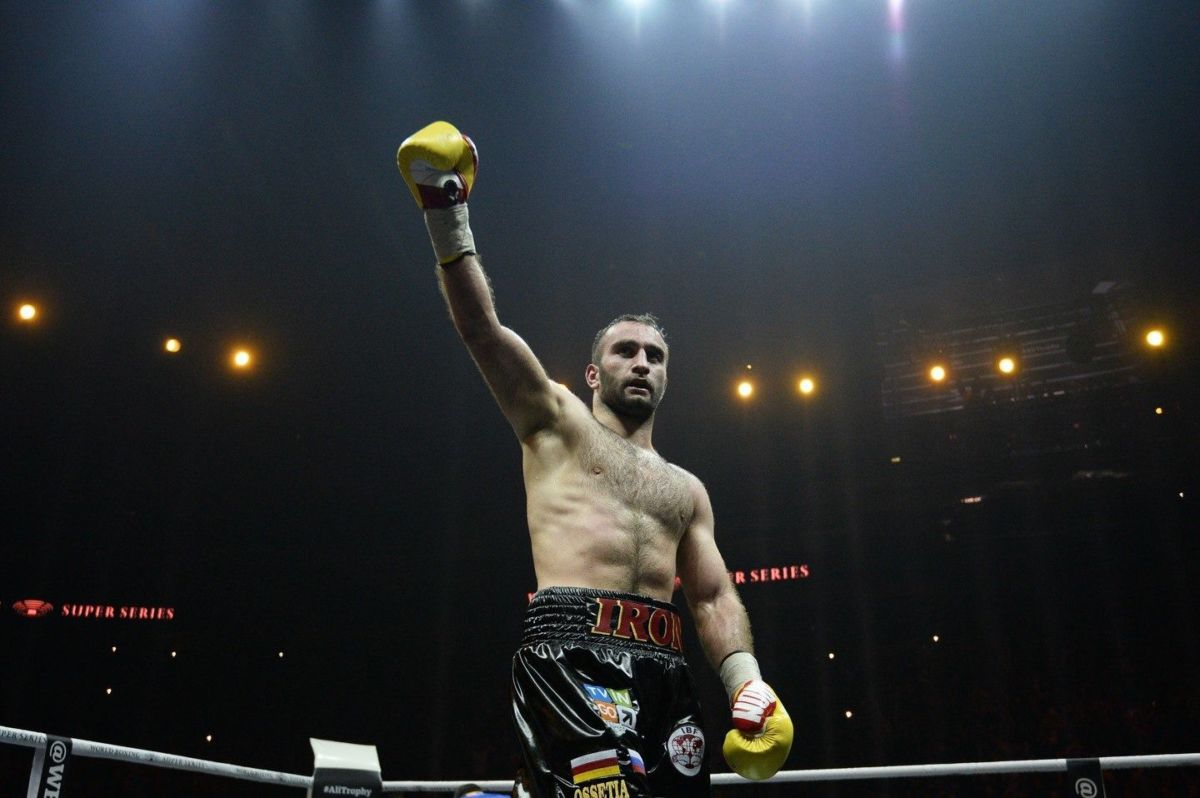 Мурат Гассиев вернется на ринг 29 февраля