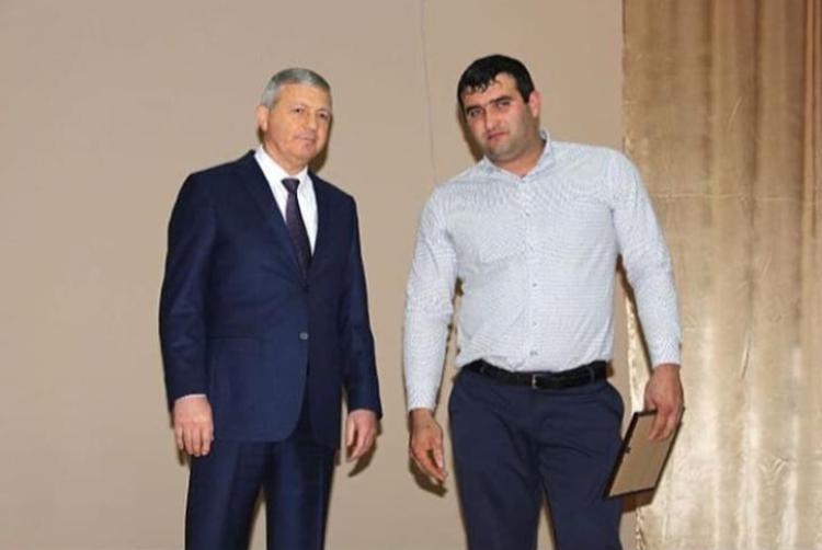 Семья Гутновых поблагодарила Вячеслава Битарова за помощь в спасении сына