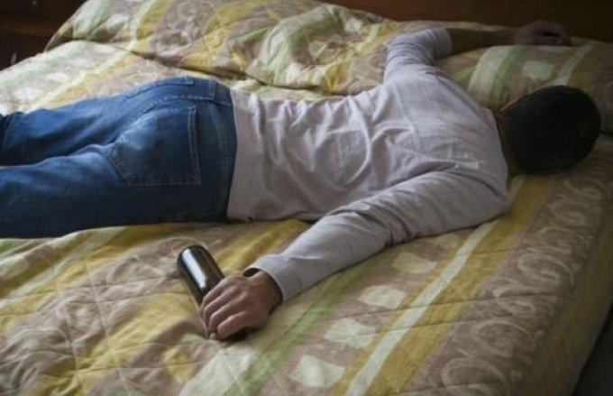 В Беслане вор-рецидивист уснул на месте преступления
