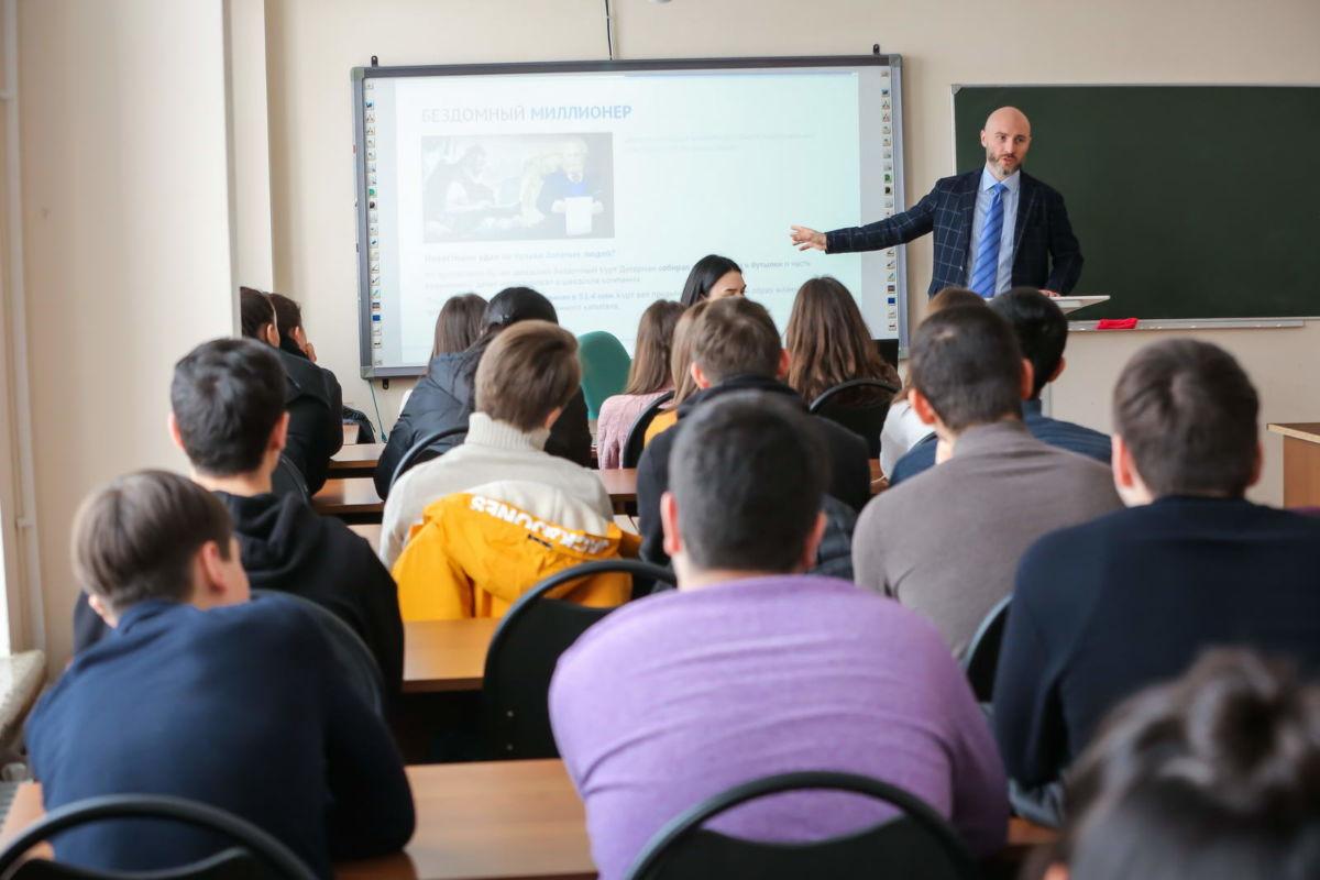 Сбербанк проводит лекции по финансовой грамотности на Юге и Северном Кавказе