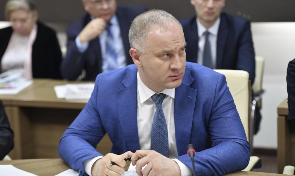 Министр экономического развития Казбек Томаев прокомментировал Доклад-послание главы Северной Осетии парламенту республики