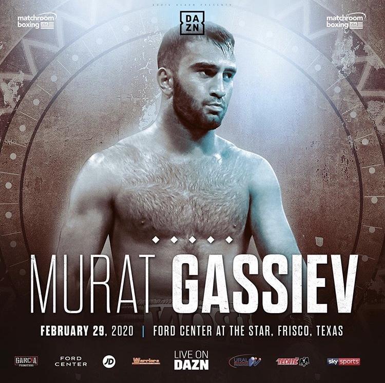 Сейчас я готов выйти на ринг – Мурат Гассиев